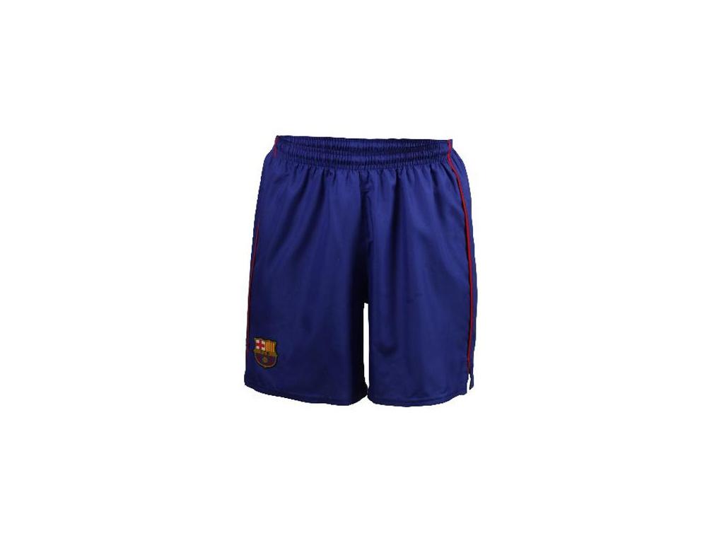 Dětské šortky FC Barcelona training modré