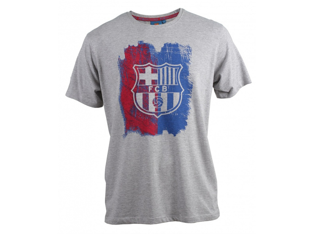 Tričko FC Barcelona painted