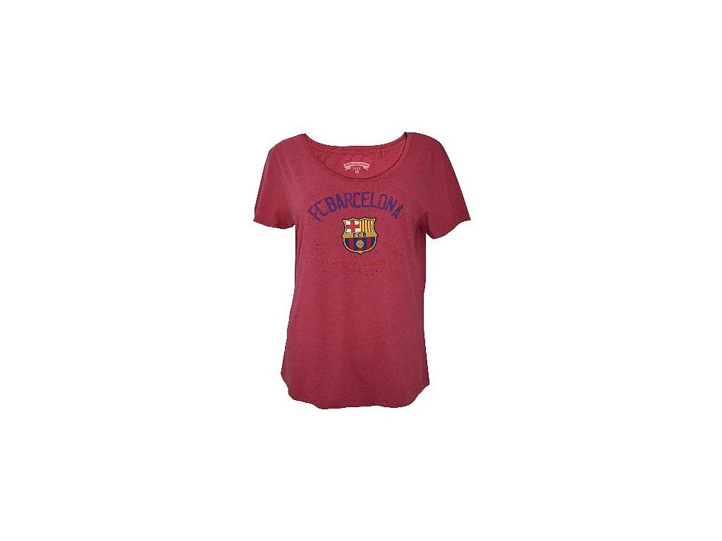 Dámské tričko FC Barcelona vigore