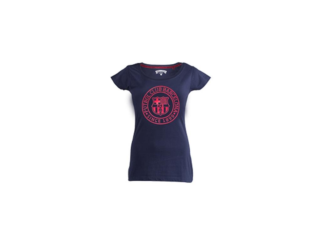 Dámské tričko FC Barcelona core foil