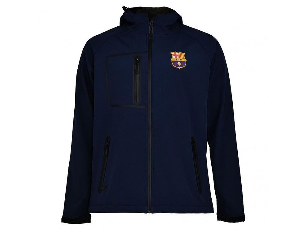 Softshellová bunda FC Barcelona city
