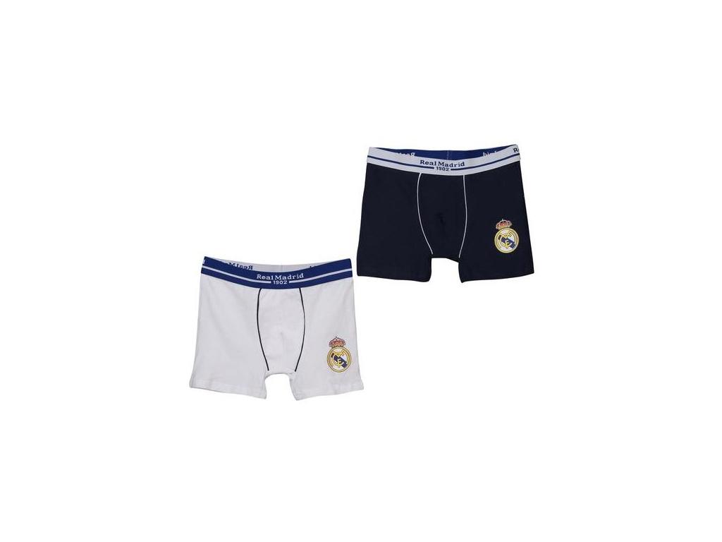 Dětské boxerky Real Madrid since 2pk