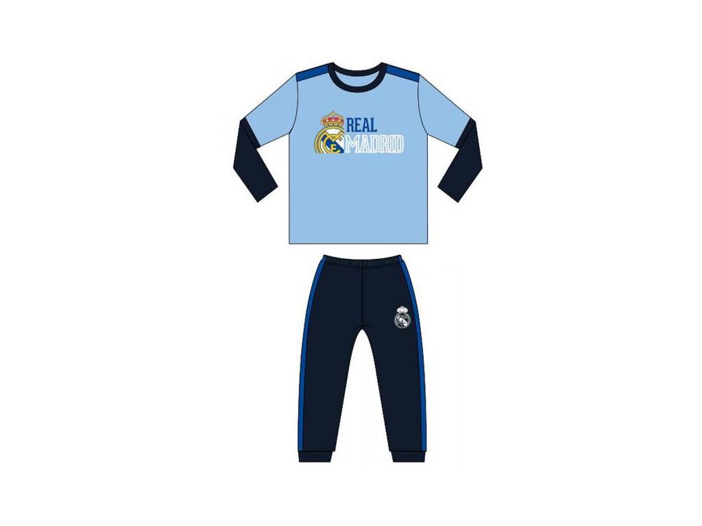 Dětské pyžamo Real Madrid modré