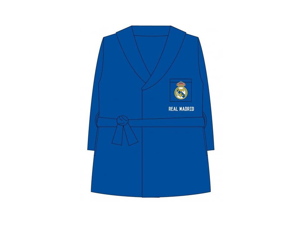 Pánský župan Real Madrid modrý