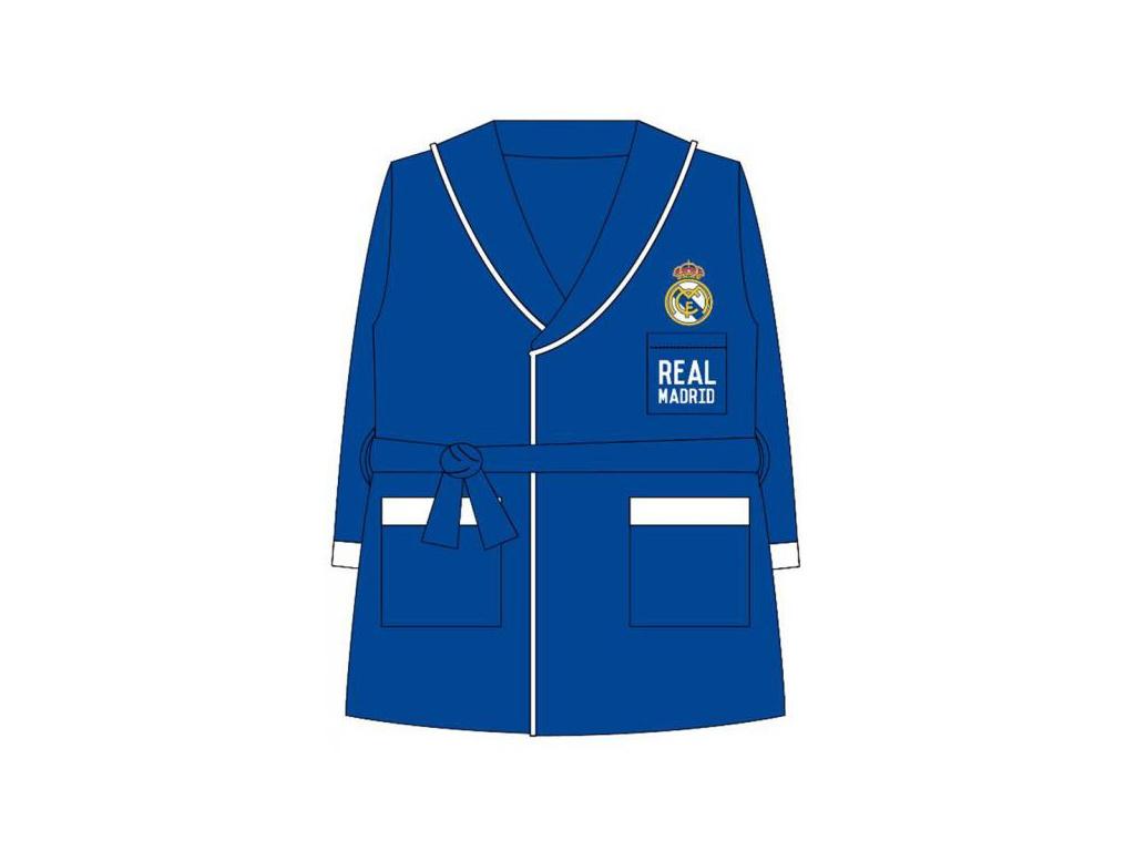 Pánský župan Real Madrid modrobílý