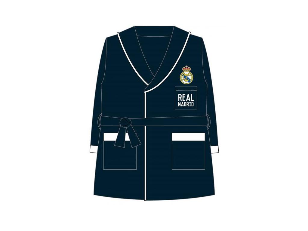 Pánský župan Real Madrid navywhite