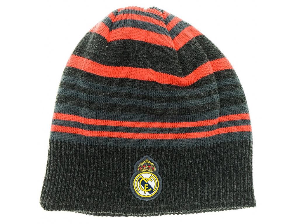 Dětská zimní čepice Real Madrid 18/19 away