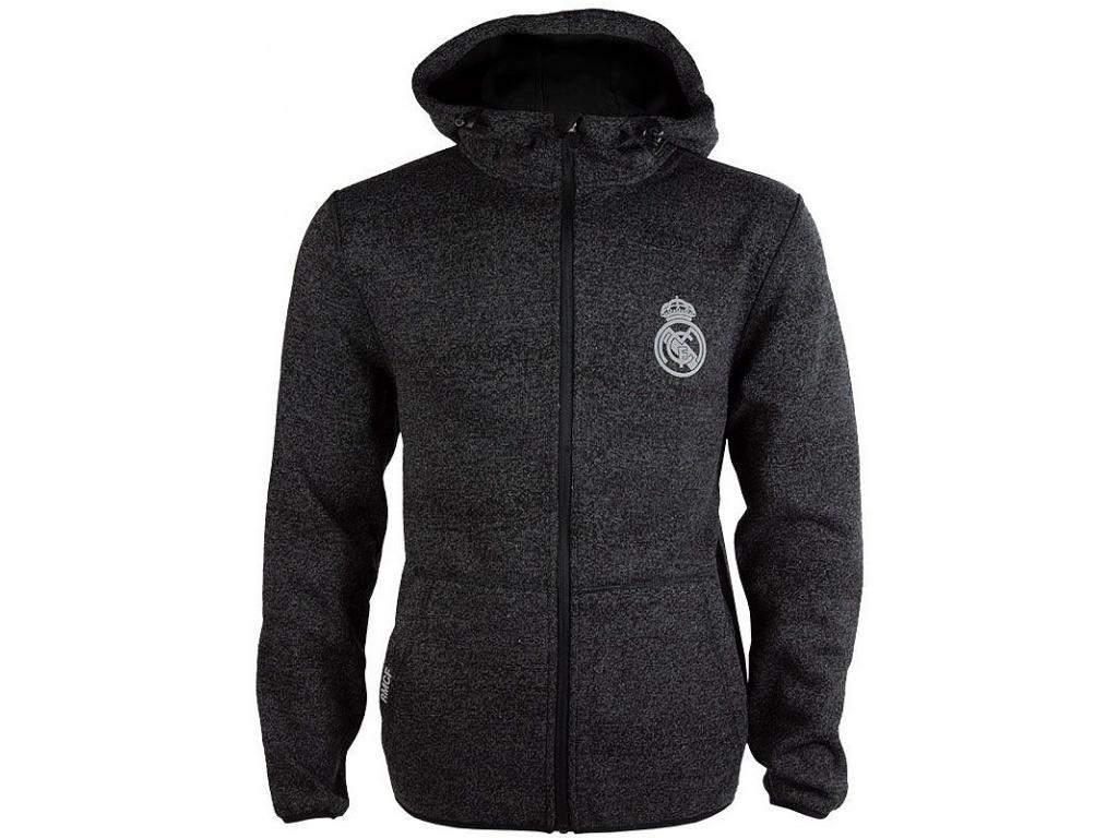 Pletená mikina Real Madrid melange