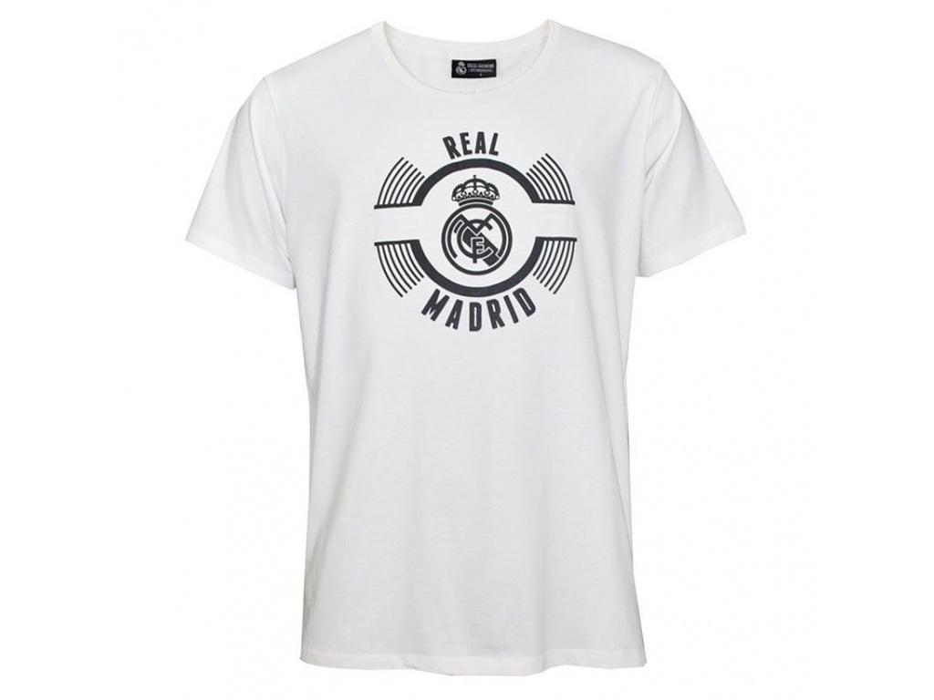 Pánské tričko Real Madrid 18 estampada