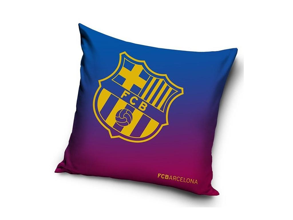Povlak na polštářek FC Barcelona 18 YC 40x40 cm
