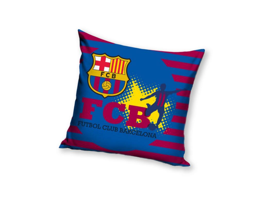 Povlak na polštářek FC Barcelona 18 player 40x40cm