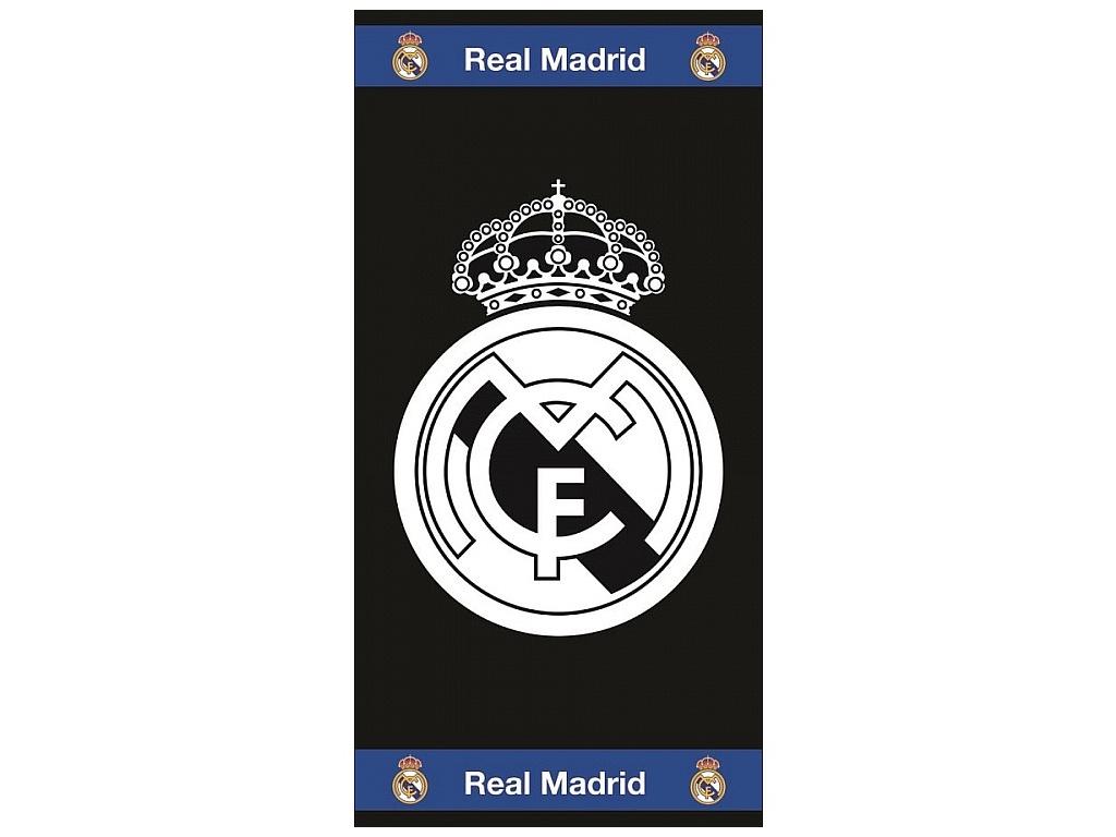 Luxusní osuška Real Madrid wb 86x160cm