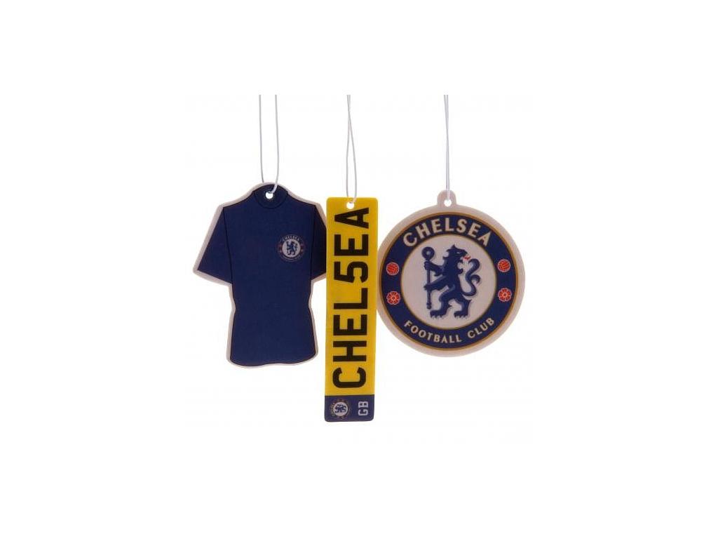 Vůně do auta Chelsea FC 3pk