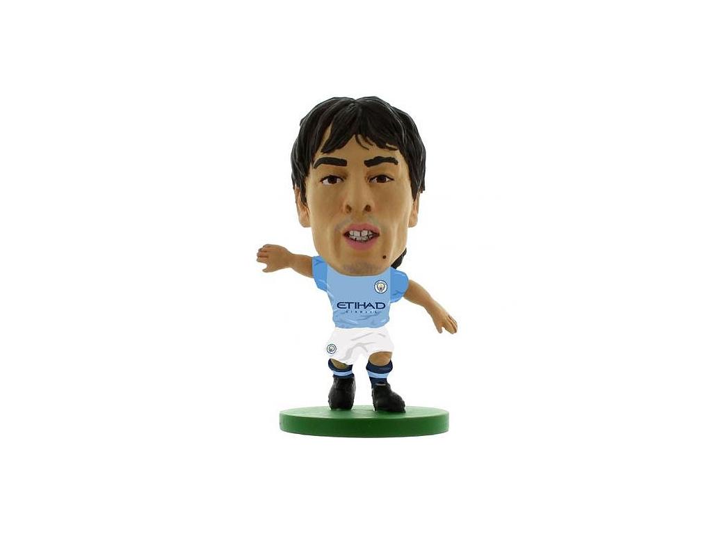 Figurka SoccerStarz Manchester City Silva