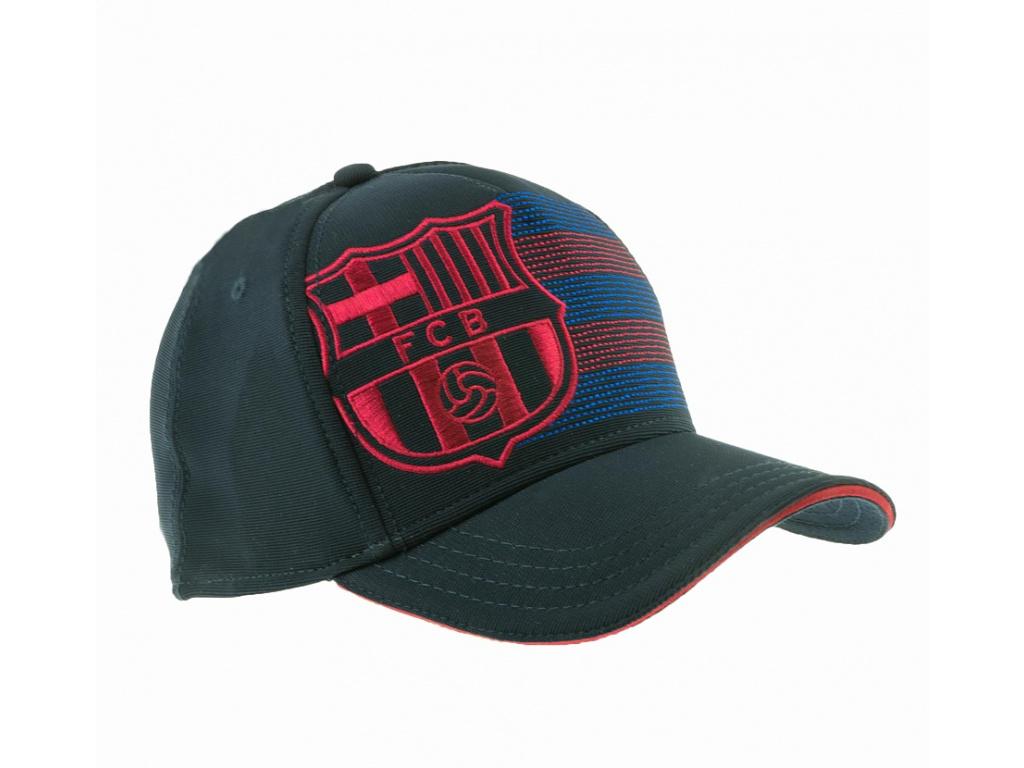 Kšiltovka FC Barcelona 18 navy
