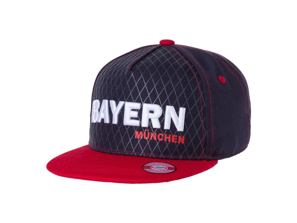 Kšiltovka Bayern Mnichov snapback dětská
