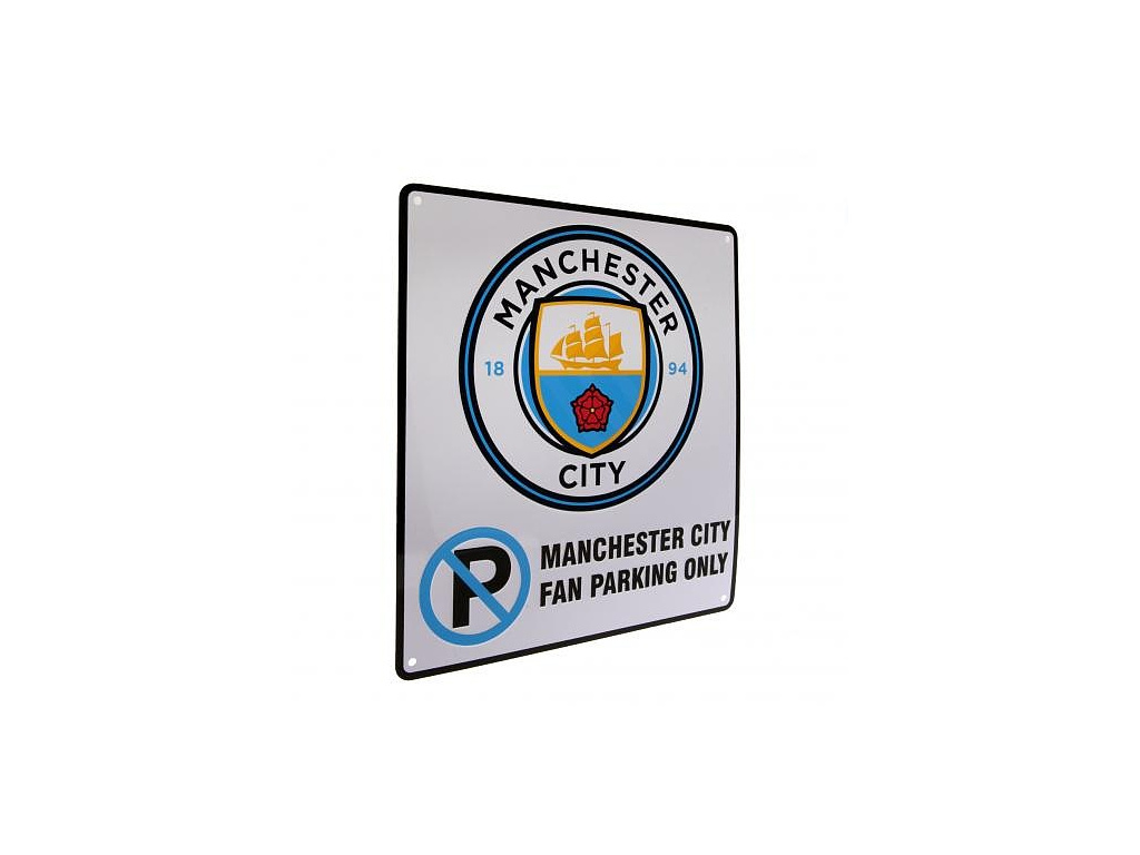 Cedule Manchester City No Parking
