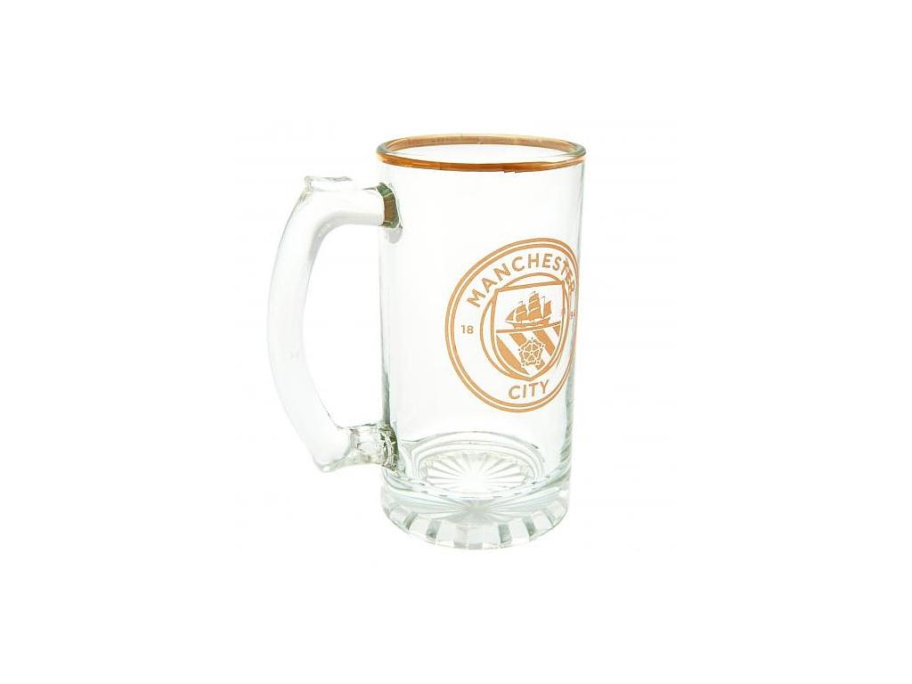 Pivní sklenice Manchester City 425ml