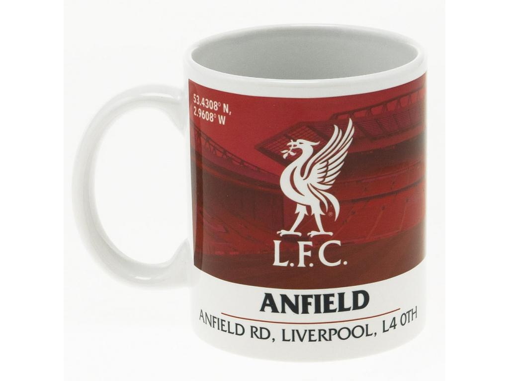 Hrnek Liverpool FC sc 350ml