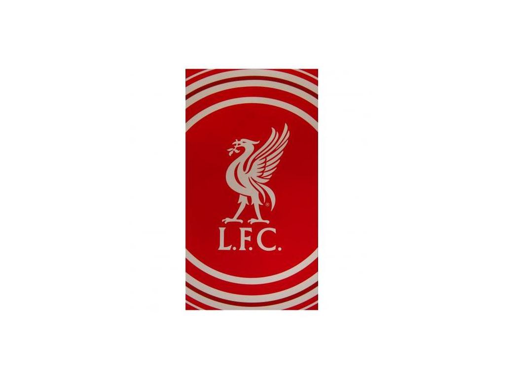 Osuška Liverpool Fc 70x140cm