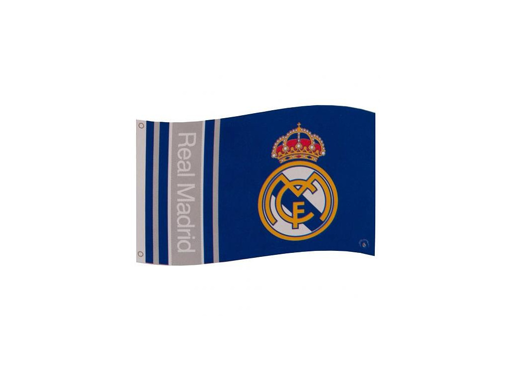 Vlajka Real Madrid wm