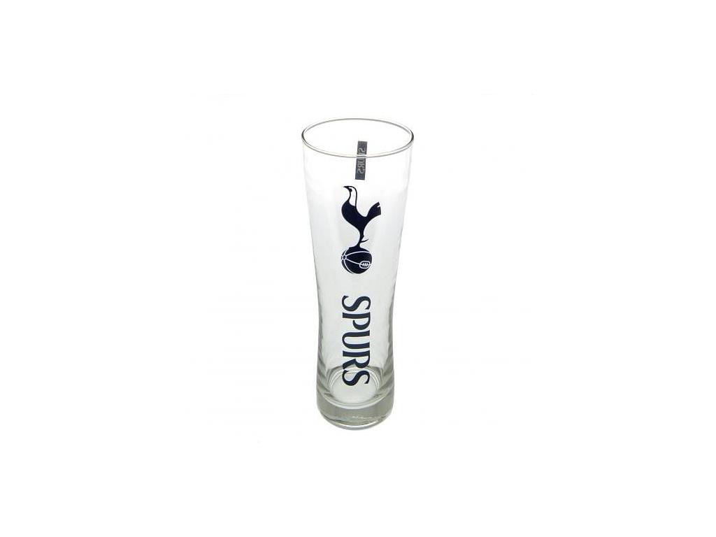 Vysoká pivní sklenice Tottenham Hotspur 570 ml