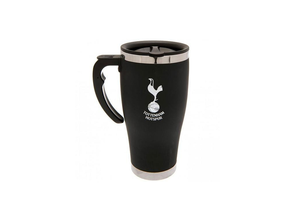 Cestovní hrnek Tottenham Hotspur černý