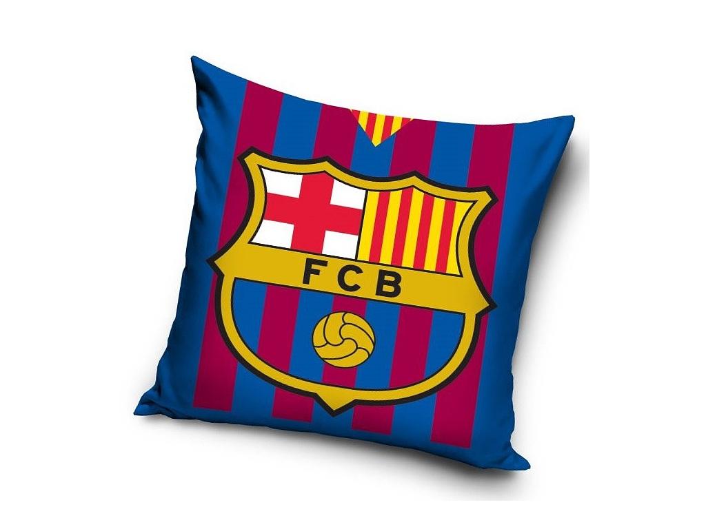 Povlak na polštářek FC Barcelona stripe 16