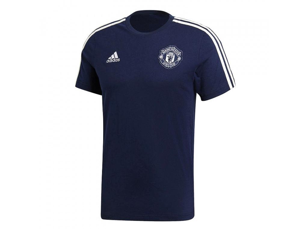 Tričko Adidas Manchester United 18/19 3S modré
