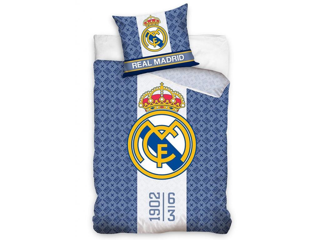 Povlečení Real Madrid 18 since 140/200, 70/80 cm