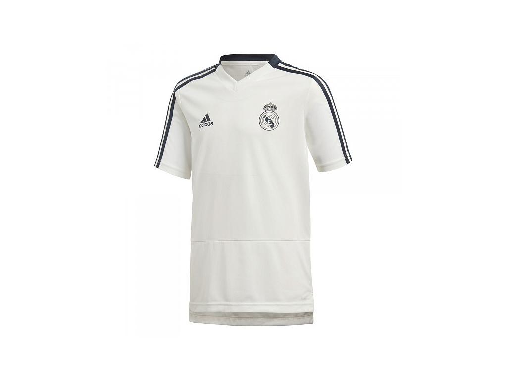 5266b5f7d Dres Adidas Real Madrid 18/19 training dětský - Fotbalfans.cz