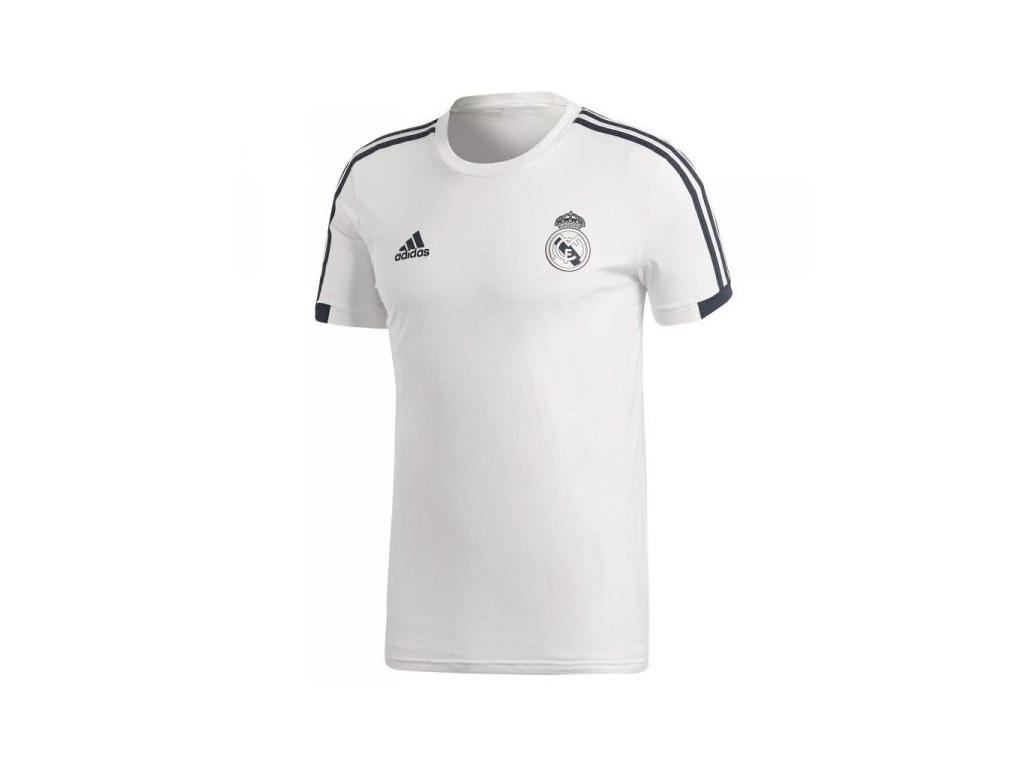 Tričko Adidas Real Madrid 18/19 bílé