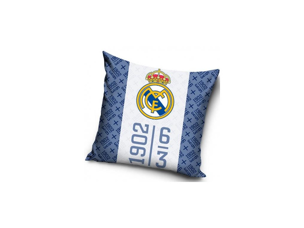 Povlak na polštářek Real Madrid since 40x40 cm
