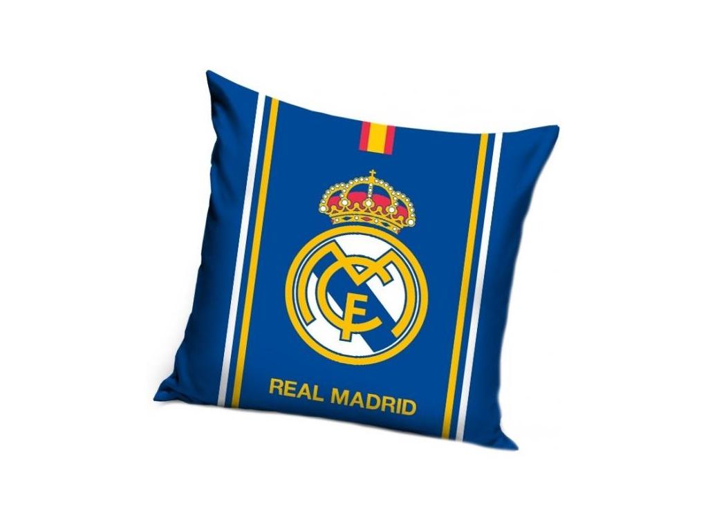 Povlak na polštářek Real Madrid 18 blue 40x40 cm