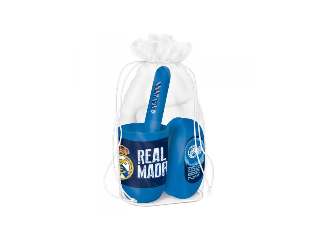 Hygienický set Real Madrid blue 18