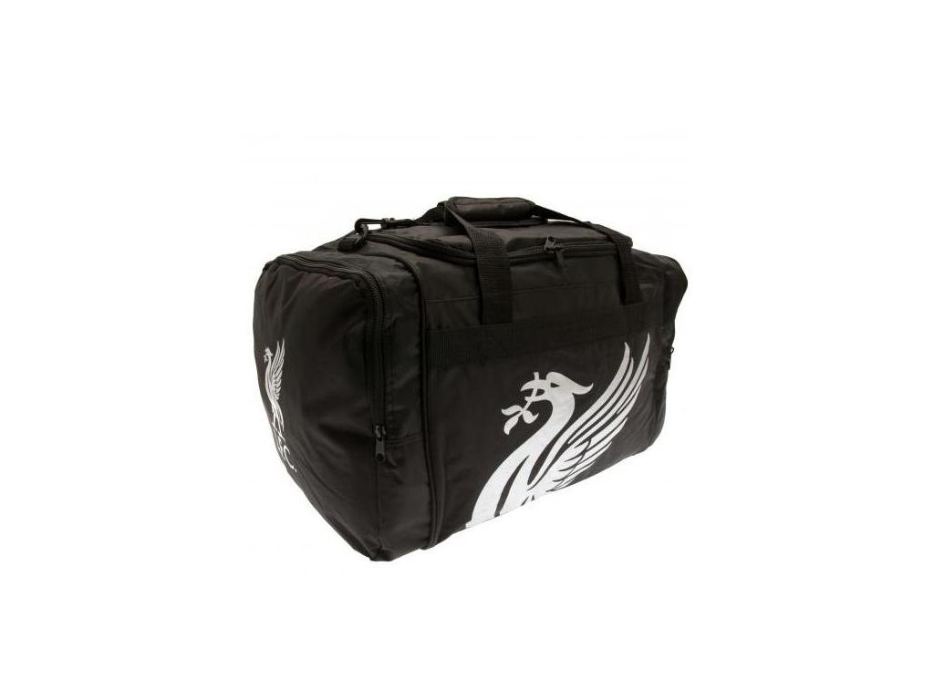 Sportovní taška Liverpool FC černá