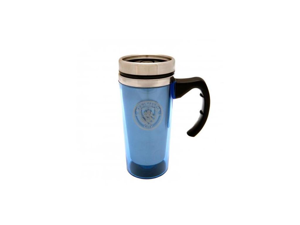Cestovní hrnek Manchester City 450ml