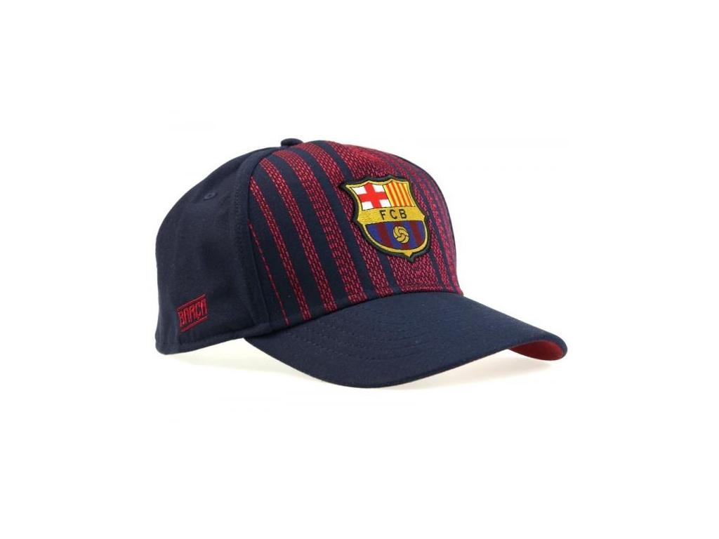 Kšiltovka FC Barcelona domácí 17/18