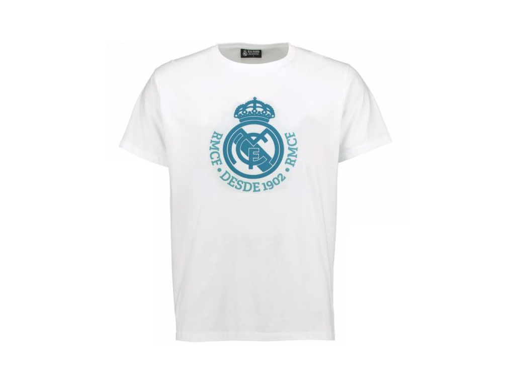 Tričko Real Madrid blanco