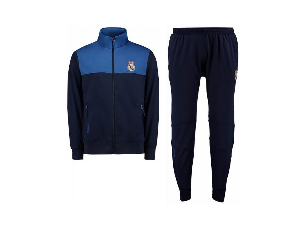 Souprava Real Madrid blue 17 junior