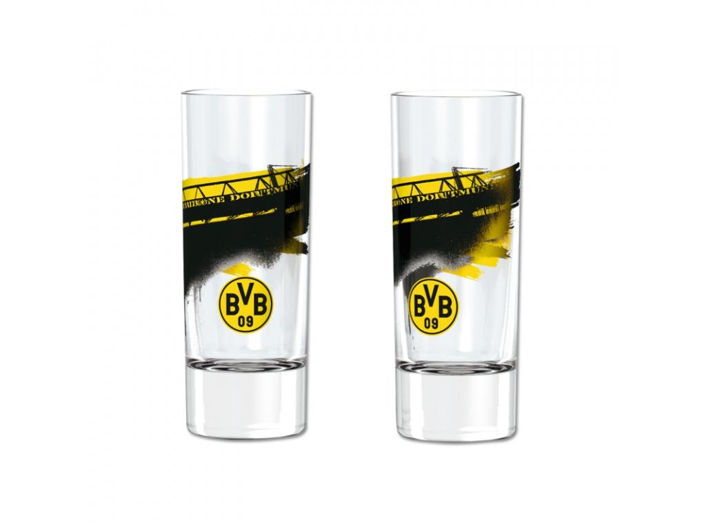 Panáky Borussia Dortmund sd 2ks 50ml