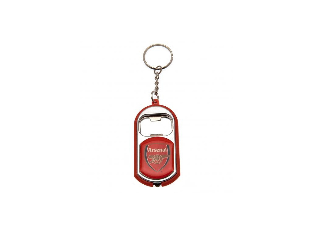 Přívěšek na klíče Arsenal FC led