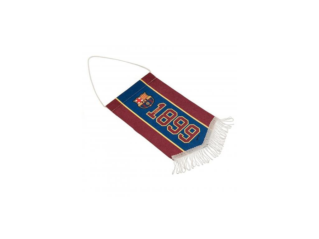 Klubová vlaječka FC Barcelona since