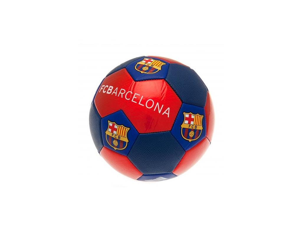 Fotbalový míč FC Barcelona Nuskin vel.5