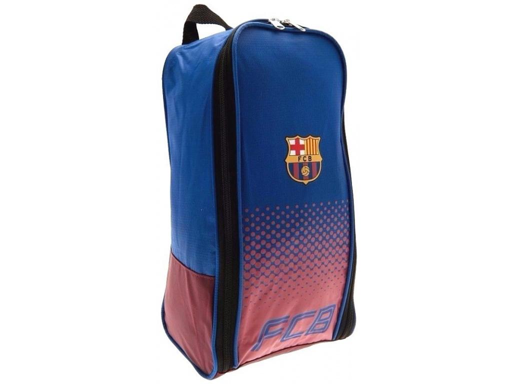 Taška na boty FC Barcelona fade