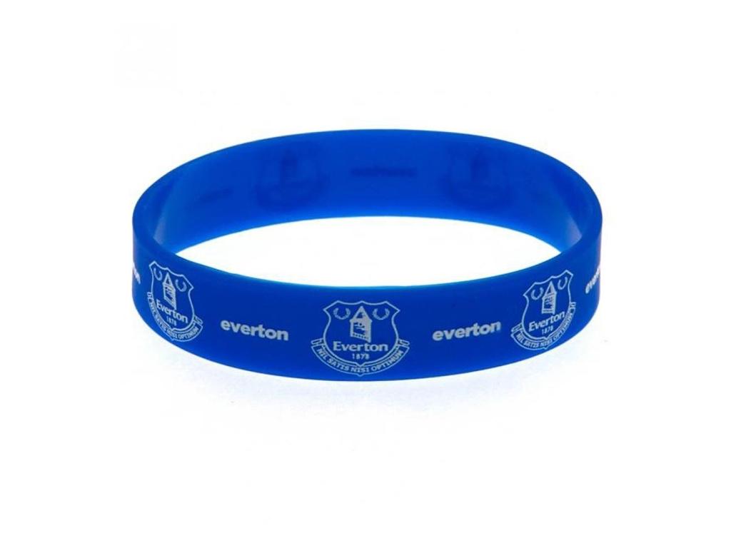 Silikonový náramek Everton FC