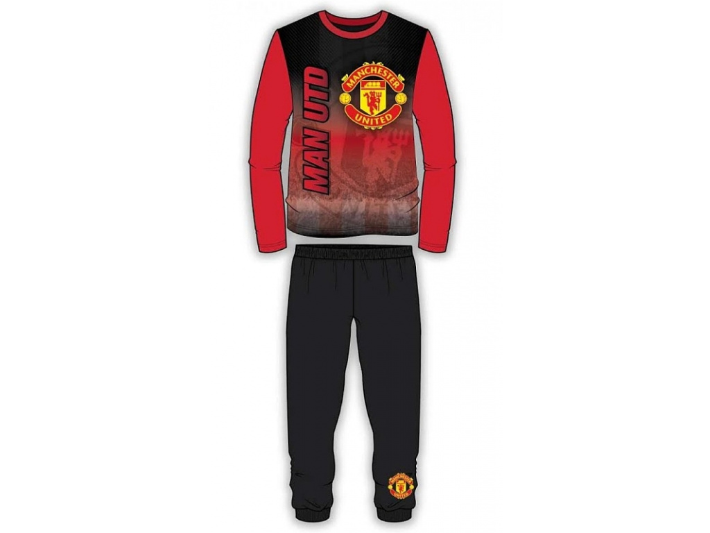 Pyžamo Manchester United printed Jr