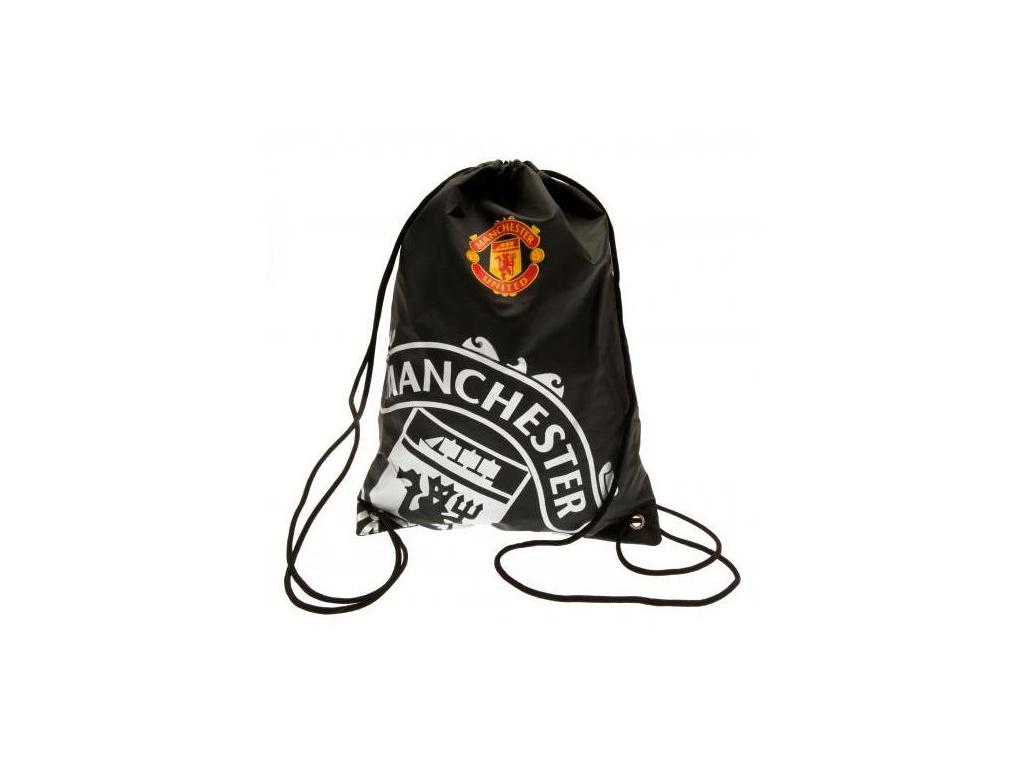 Vak Manchester United black 30x45cm