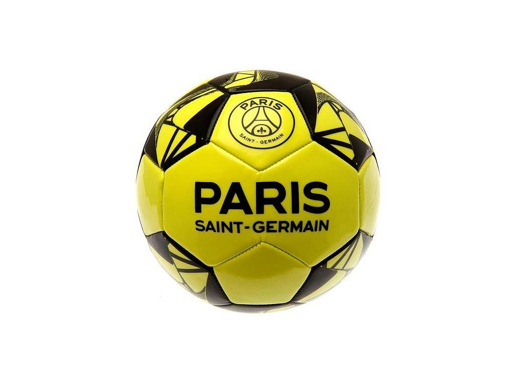 Fotbalový míč PSG fluo vel.5
