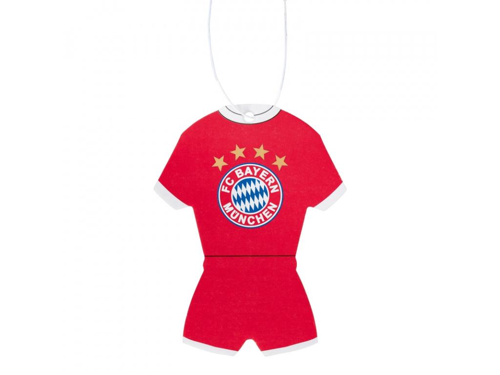 Sada vůní do auta Bayern Mnichov 3ks